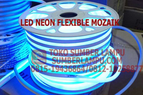 lampu led neon flexible