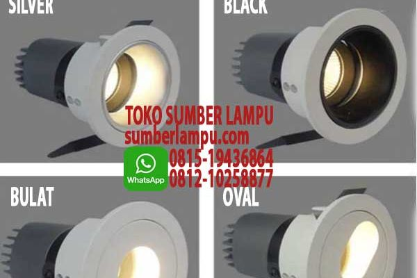 lampu downlight pinhole led