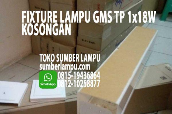 lampu gms tp 1x18w