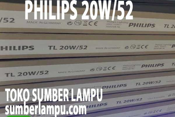 lampu blue light 20w