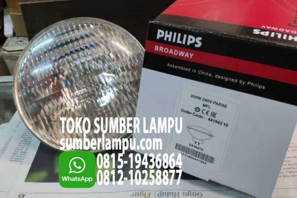 lampu broadway philips 300w