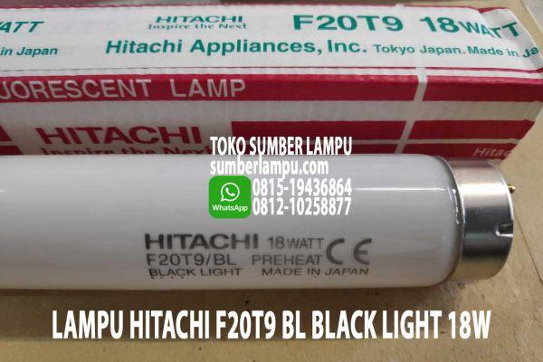 lampu hitachi f20t9 18w