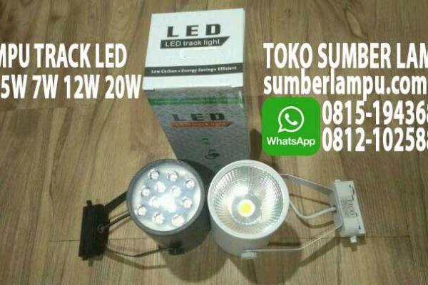 lampu track led