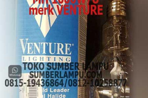 lampu metal halide venture