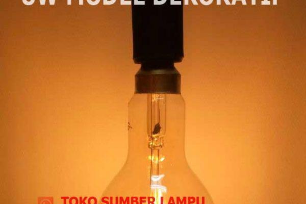 bohlam lampu gantung