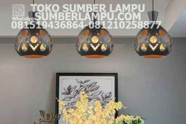 lampu gantung dekoratif
