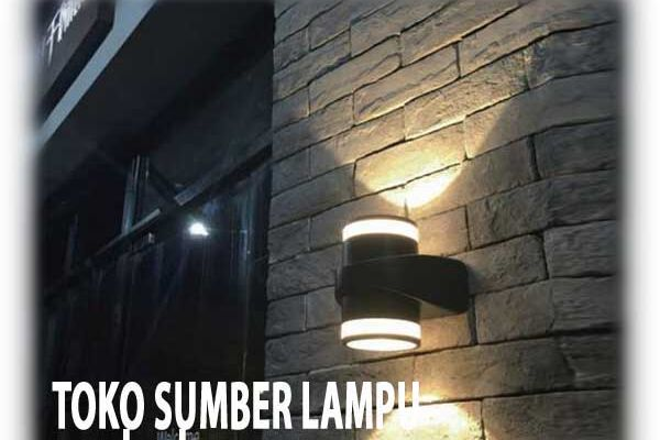 lampu dinding led