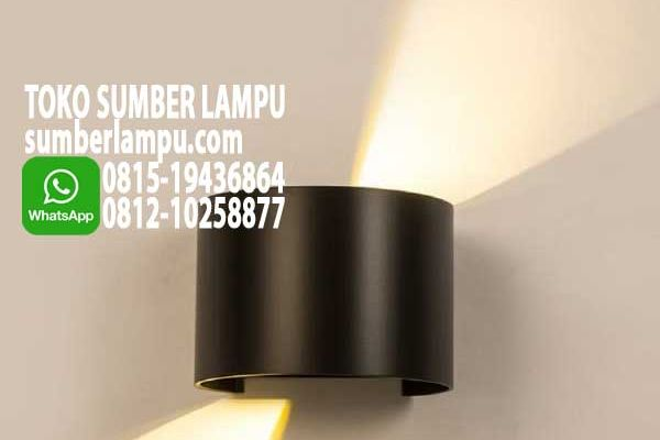 lampu dinding outdoor ip65
