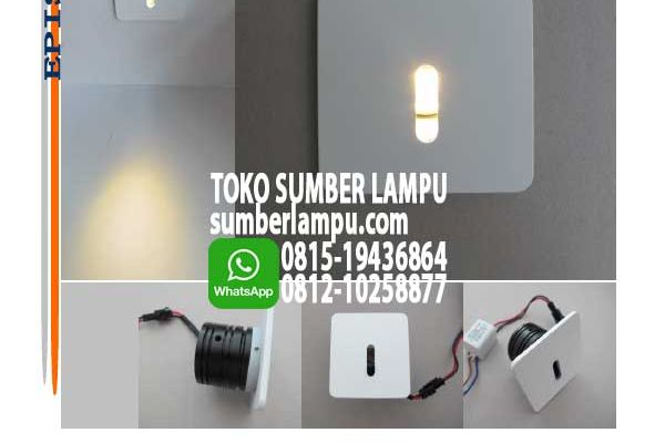lampu tangga steplight