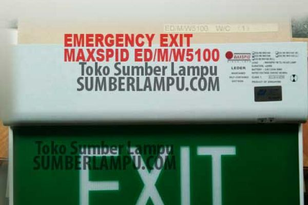 emergency exit maxspid