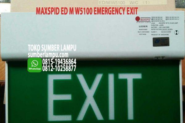 maxspid ed m w5100