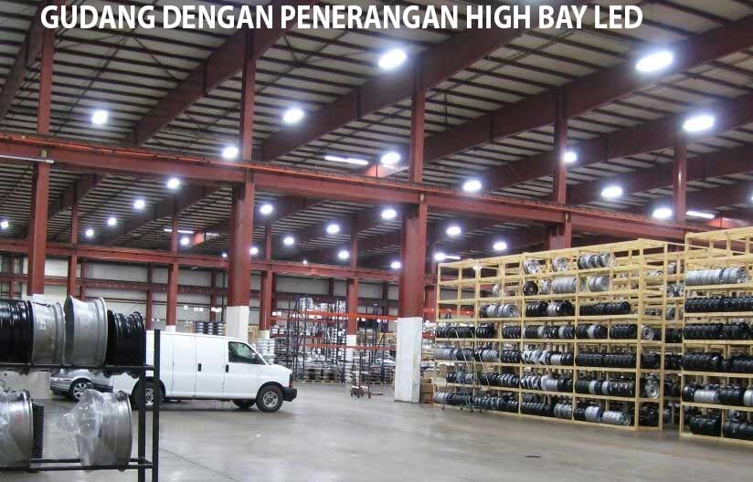 lampu high bay 350w 1 sumber lampu