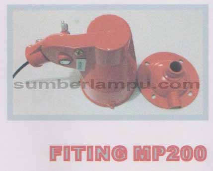Fitting MP200 - lampu hias
