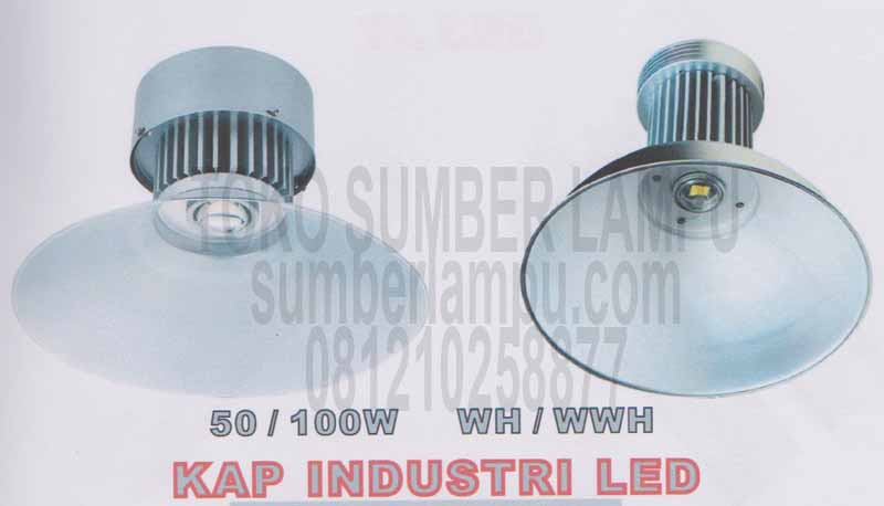 Lampu LED KAP Industri 50 watt / 100 watt