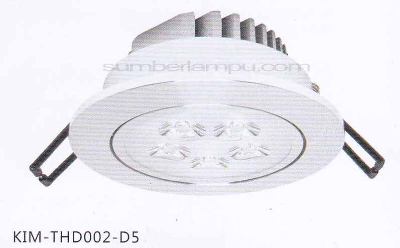 Lampu downlight LED THD002-D5
