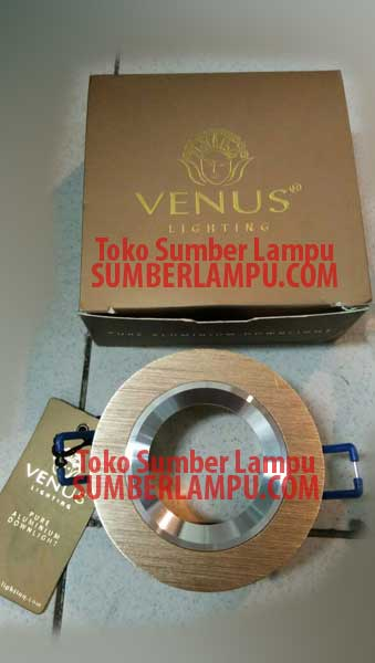 lampu downlight merk venus v301-2