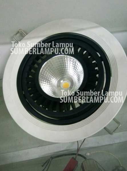 Lampu ASSA 572 Downlight 18 watt Model Bulat