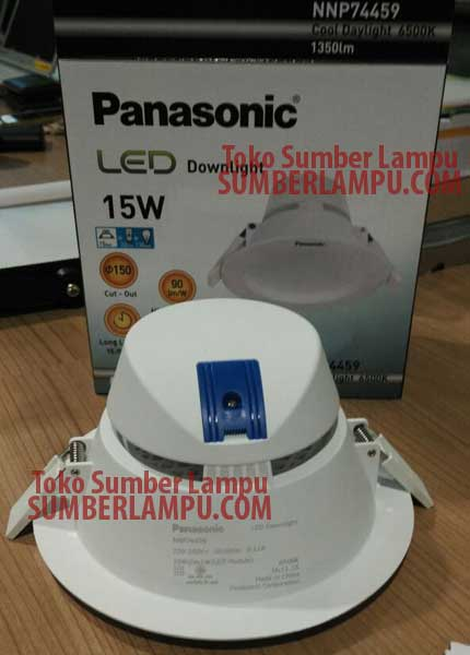 Lampu Panasonic NNP74459 LED 15 watt