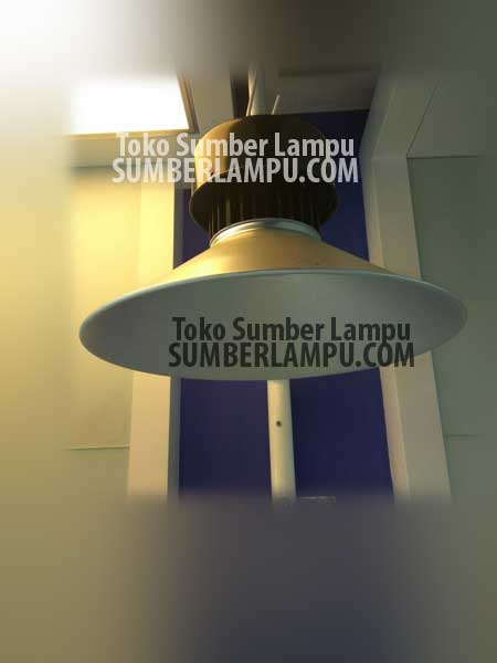 Lampu Gantung LED 80watt Highbay Industri