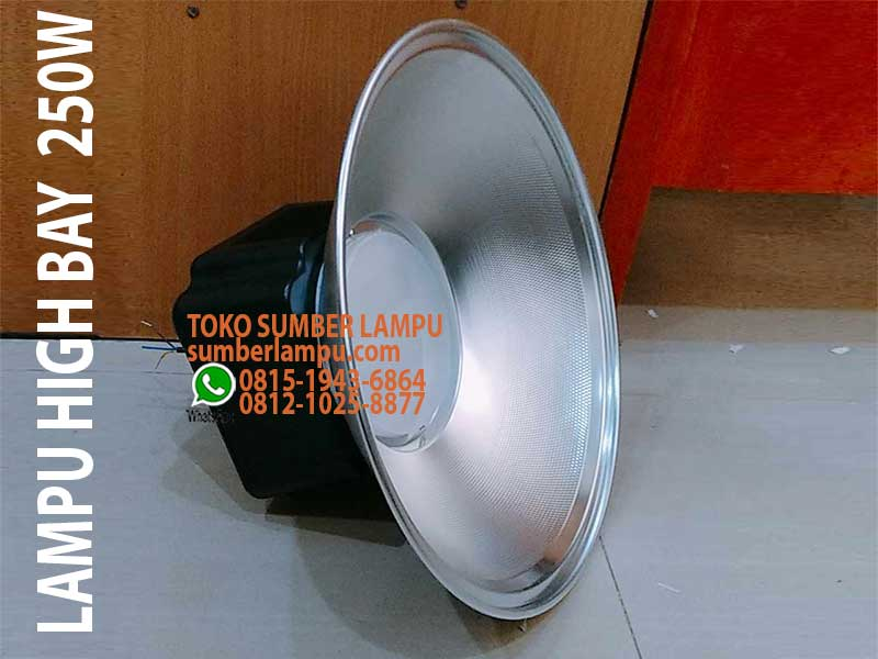 lampu high bay 250w