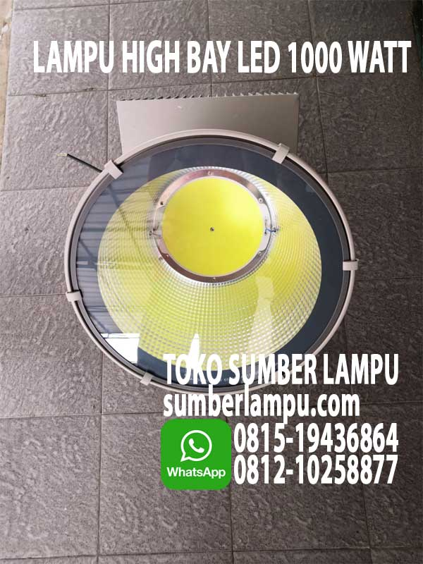 lampu industri led 1000w