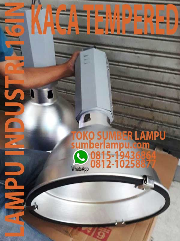 lampu industrial highbay 16in