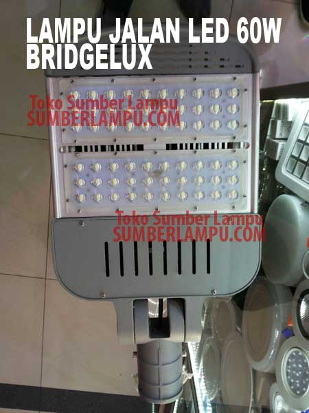 Lampu PJU LED Bridgelux 60 watt Exclusive