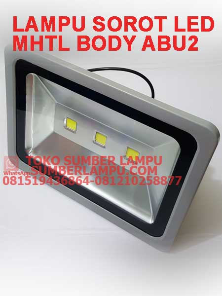 lampu sorot led mthl 150 watt