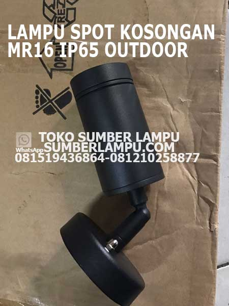 lampu spot light outdoor ip65