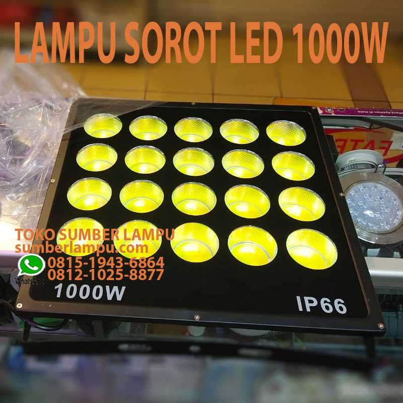 led floodlight 1000w