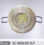 lampu LED ceiling 5050