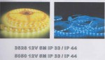 lampu hias model LED Strip 3528 dan 5050
