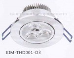 Lampu downlight LED THD001-D3