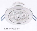 Lampu downlight LED THD001-D7