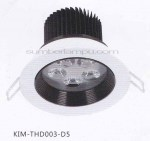 Lampu downlight LED THD003-D5
