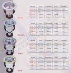 seri KAP lampu downlight
