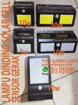 lampu dinding led solarcell