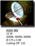 Lampu Downlight LED ASSA Series
