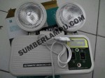 Lampu Emergency LED Mata Kucing Merk Sunshine