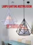 lampu gantung meeting room