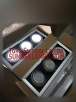 lampu halospot led 3x12 watt