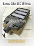 lampu jalan led 150 watt bridgelux