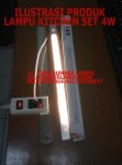 Lampu Kitchen Set 4w dan 8w