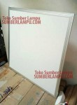 Lampu LED Panel Papan 60x60 cm 40watt