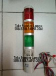 Lampu Tower 3Warna Buzzer 220v